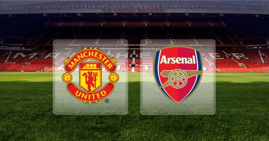 Manchester United VS Arsenal Berakhir Imbang