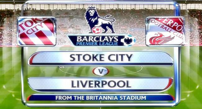 Kekalahan Telak Liverpool Dari Stoke City