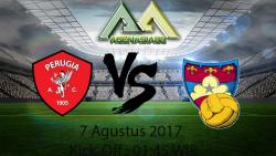 Prediksi Pertandingan Perugia Vs Gubbio 7 Agustus 2017