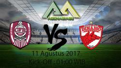 Prediksi CFR Cluj Vs Dinamo Bucuresti 11 Agustus 2017