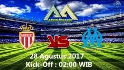 Prediksi Monaco Vs Olympique Marseille 28 Agustus 2017