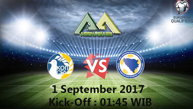 Prediksi Cyprus Vs Bosnia Herzegovina 1 September 2017
