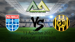 Prediksi Pec Zwolle Vs Roda JC 13 Agustus 2017