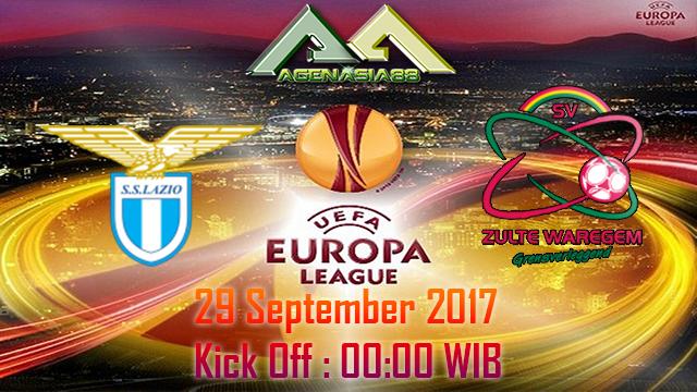 Prediksi Lazio Vs Zulte Waregem 29 September 2017