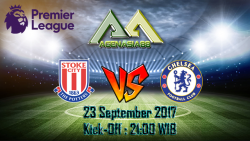 Prediksi Stoke City Vs Chelsea 23 September 2017
