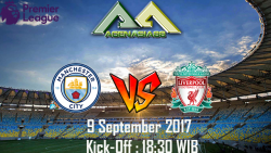 Prediksi Manchester City Vs Liverpool 9 September 2017