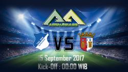 Prediksi Hoffenheim Vs Sporting Braga 14 Agustus 2017
