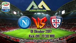 Prediksi Napoli Vs Cagliari 01 Oktober 2017