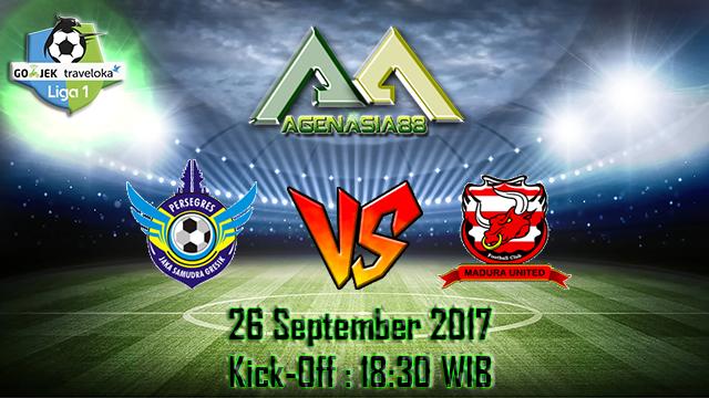 Prediksi Gresik United Vs Madura United 26 September 2017