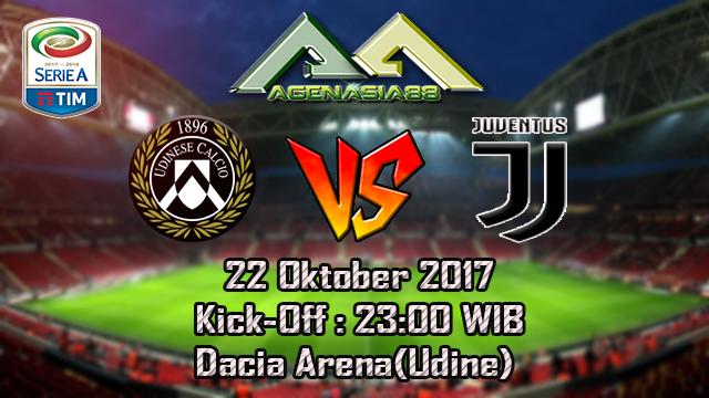 Prediksi Udinese Vs Juventus 22 Oktober 2017