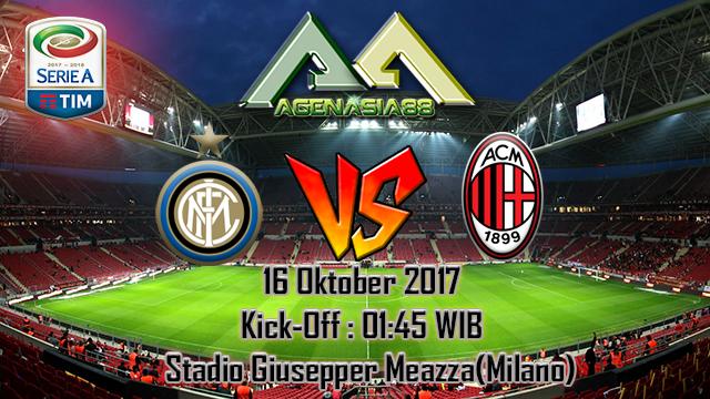 Prediksi Inter Milan Vs AC Milan 16 Oktober 2017