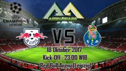 Prediksi RB Leipzig Vs Porto 18 Oktober 2017