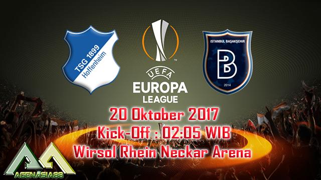 Prediksi Hoffenheim Vs Istanbul Basaksehir 20 Oktober 2017