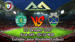 Prediksi Sporting Lisbon Vs Chaves 23 Oktober 2017