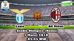 Prediksi Skor Akurat Lazio vs Milan