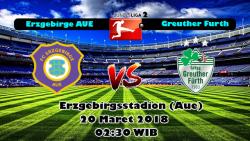 Prediksi Skor Bola Erzgebirge Aue vs Greuther Furth