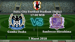 Prediksi Bola Terbaik Gamba Osaka vs Sanfrecce Hiroshima