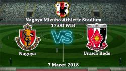 Prediksi Bola Terbaik Nagoya Grampus vs Urawa Reds