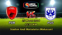 Prediksi Skor Bola PSM vs PSIS Semarang