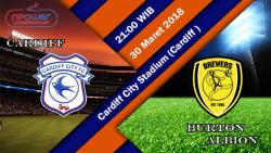 Prediksi Skor Bola Cardiff City vs Burton Albion