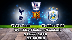 Prediksi Skor Jitu Tottenham Hotspur vs Huddersfield Town