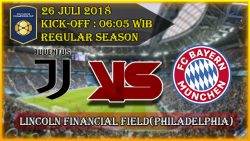 Prediksi Prediksi Juventus vs Bayern Munchen