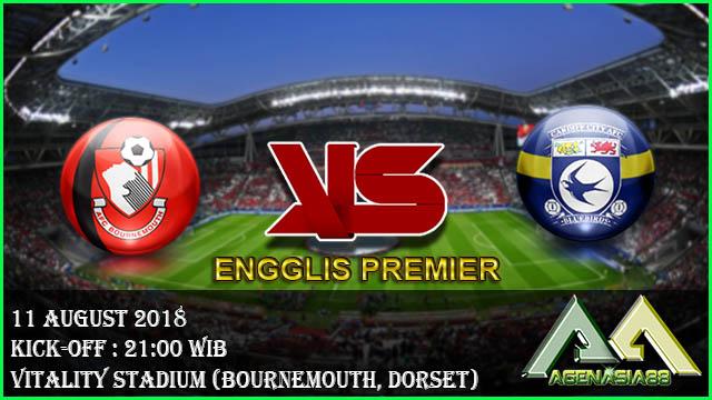 Prediksi AFC Bournemouth vs Cardiff City