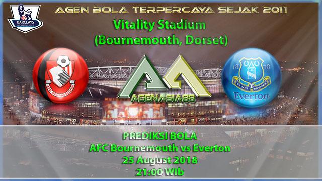 Prediksi AFC Bournemouth vs Everton