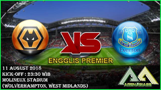 Prediksi Wolverhampton Wanderers vs Everton
